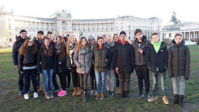 Wien – Woche der 4a / 4b Klasse