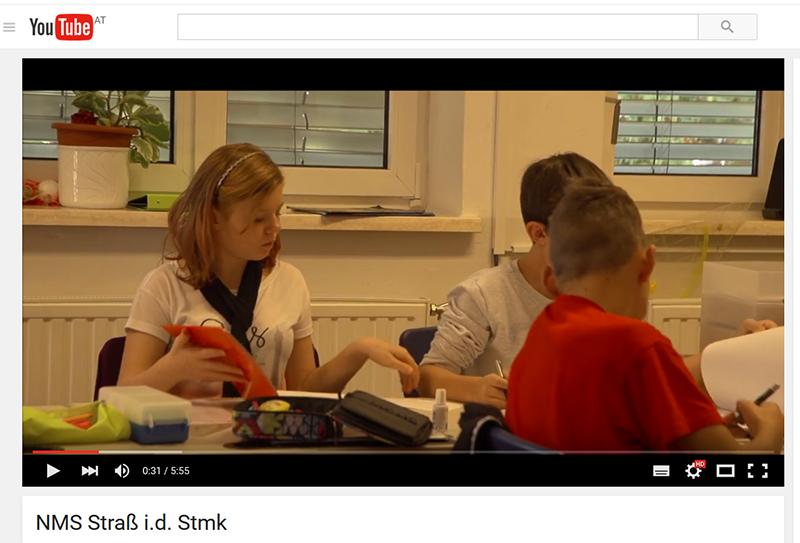 Neues Video von unserer Schule !