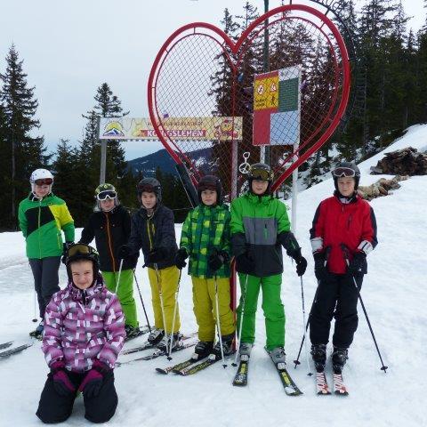 Wintersportwoche der 2a/2b