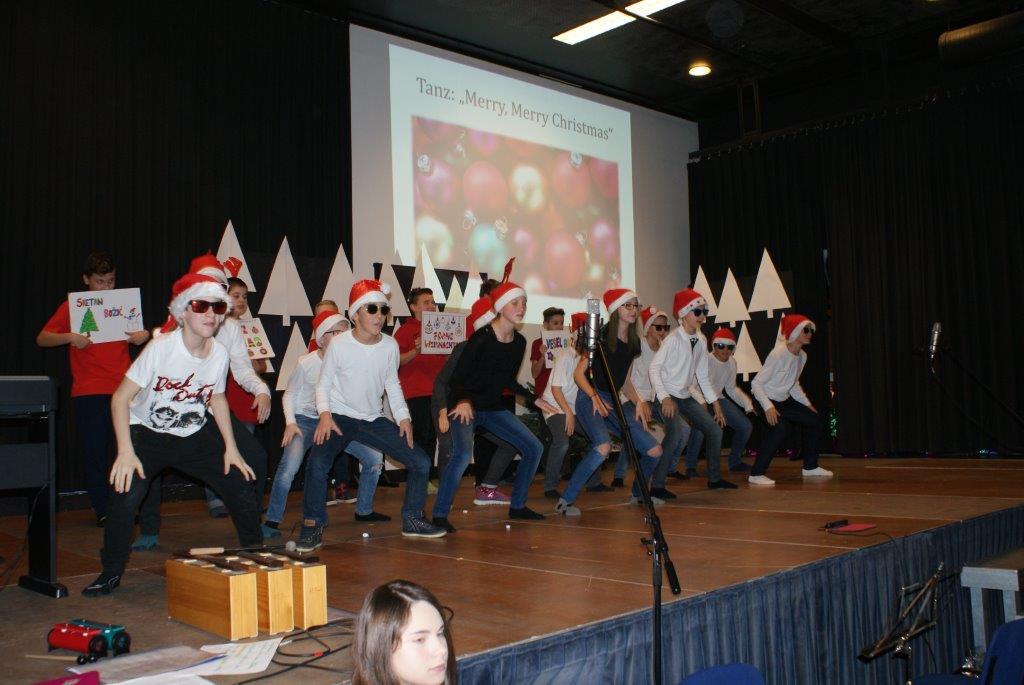 Beitrag Zur Weihnachtsfeier.Weihnachtsfeier Nms Strass