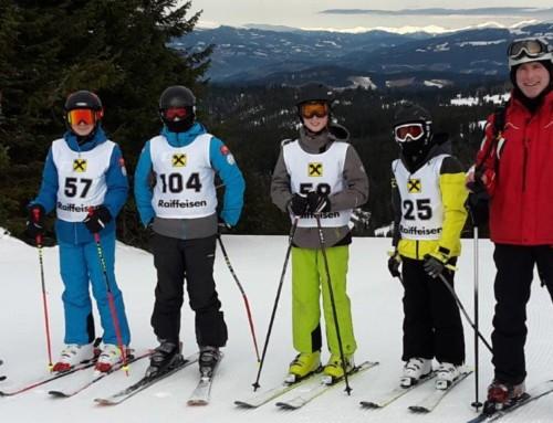 Schöner Erfolg für unsere Skifahrer!
