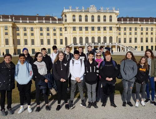 Schullandwoche Wien – Klasse 4a vom 04.03. – 08.03 2019
