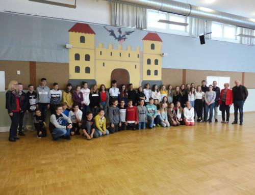 Gelebte Schulpartnerschaft zwischen der NMS Straß und Visnja Gora