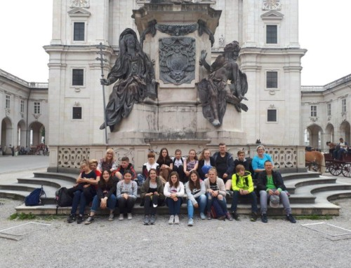 Projekttage der 3b Klasse in Salzburg